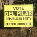Vote Del Pilar, Republican Party Central Committee